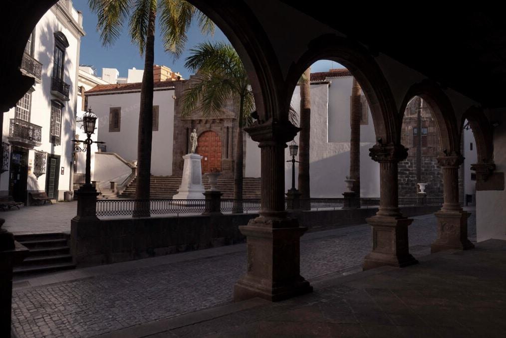 Conjunto historico de Santa Cruz de La Palma