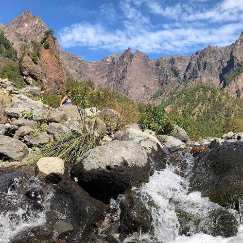 Caldera de Taburiente Parque nacional