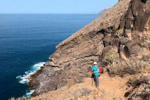 La Palma rutas de senderismo individual de hotel a hotel con traslado organizado del equipaje