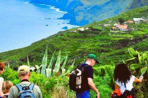 Ruta de Senderismo con guía por El Tablado en La Palma